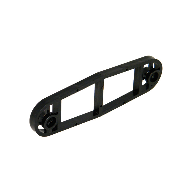 FLOPLAST RC9BL 8MM BLACK PIPE CLIP SPACER