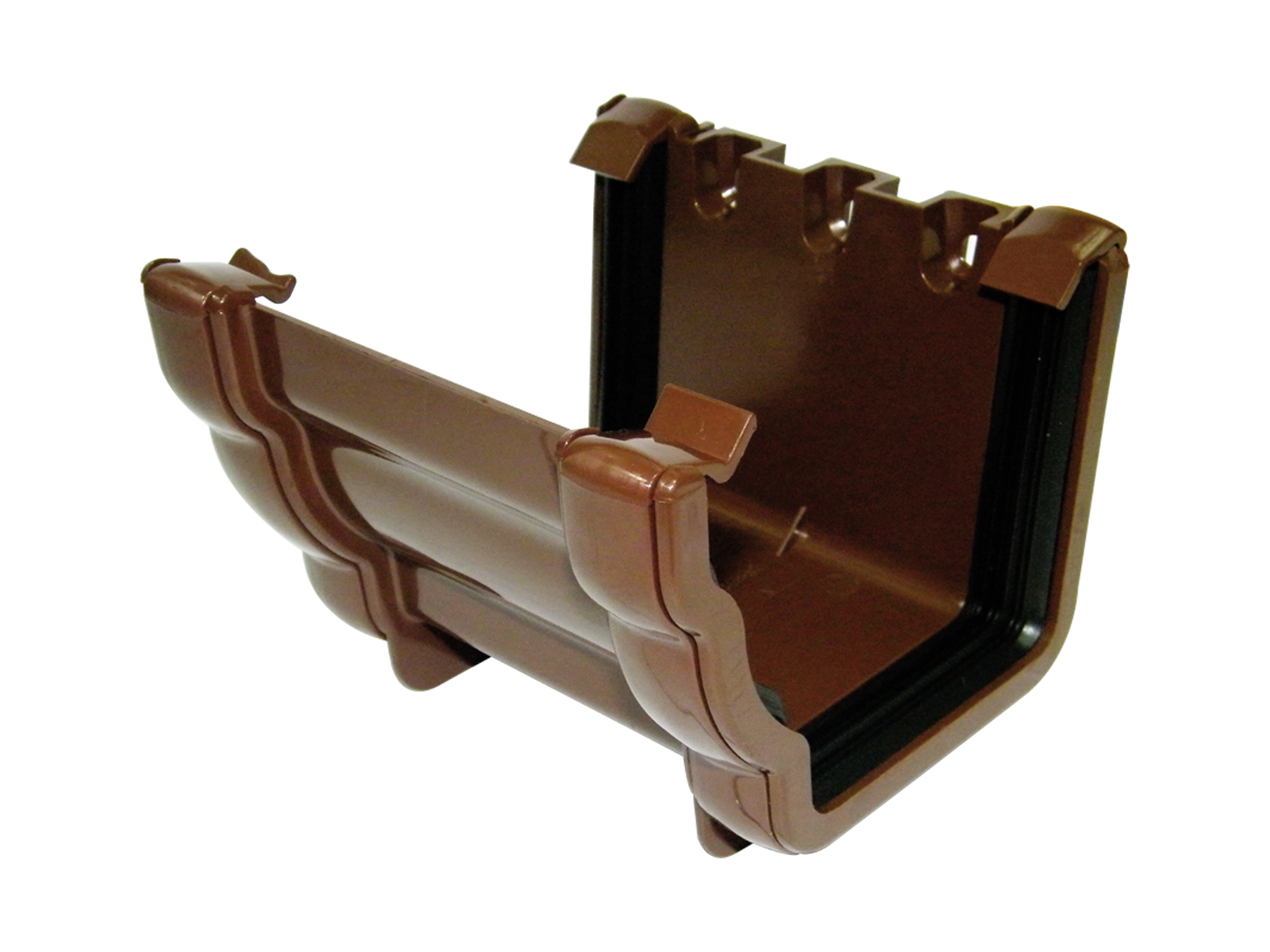 FLOPLAST NIAGARA - RUN1 UNION BRACKET - BROWN