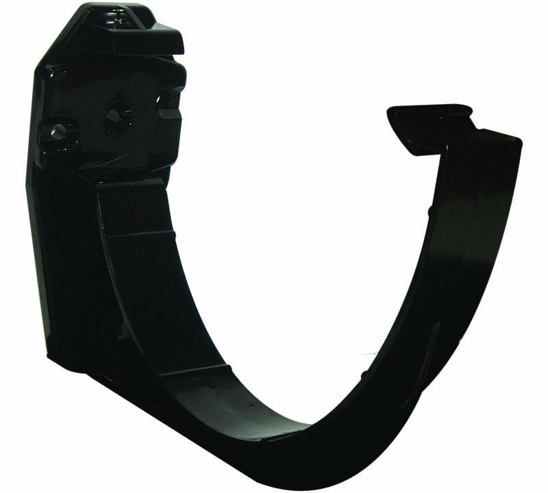 Floplast RKX1BL 170mm Xtraflo Gutter System - Fascia Bracket - Black