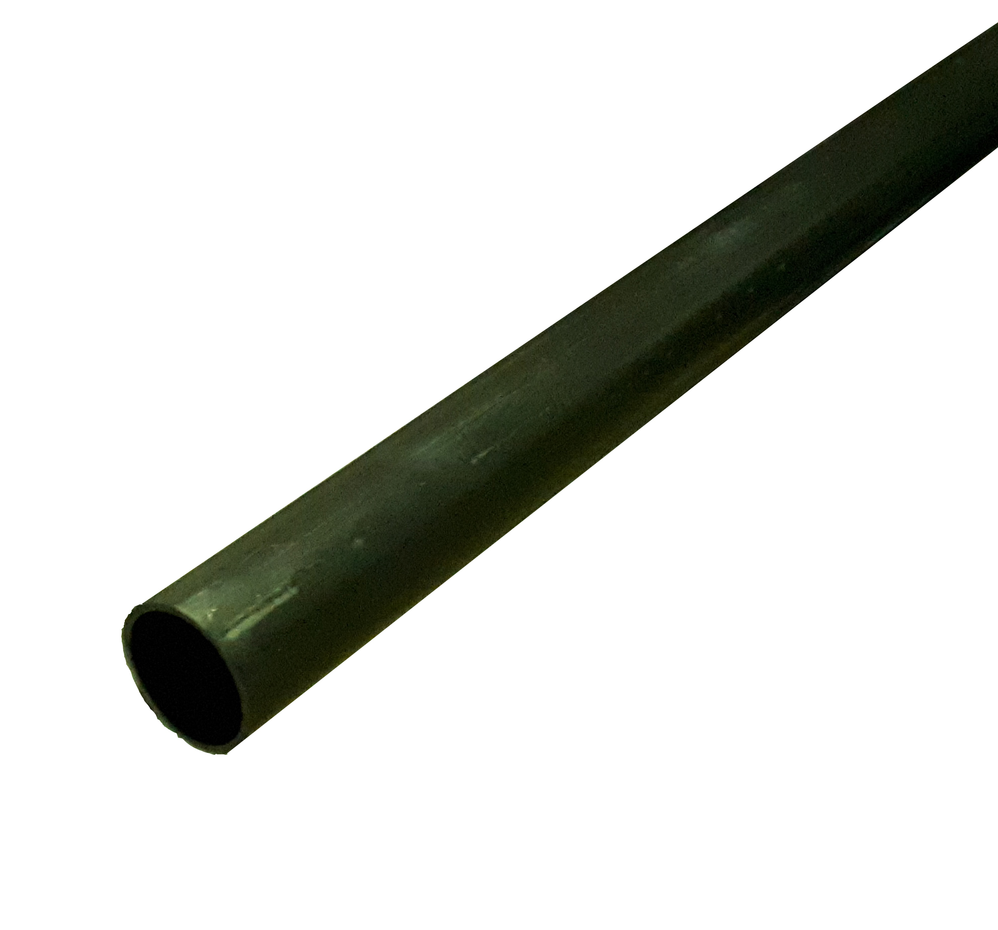 FLOPLAST WS03BL 50MM ABS SOLVENT WELD WASTE PIPE - BLACK