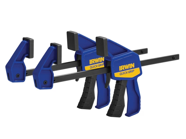 IRWIN MINI BAR CLAMP 150MM (6 INCH) TWIN PACK - T5462EL7