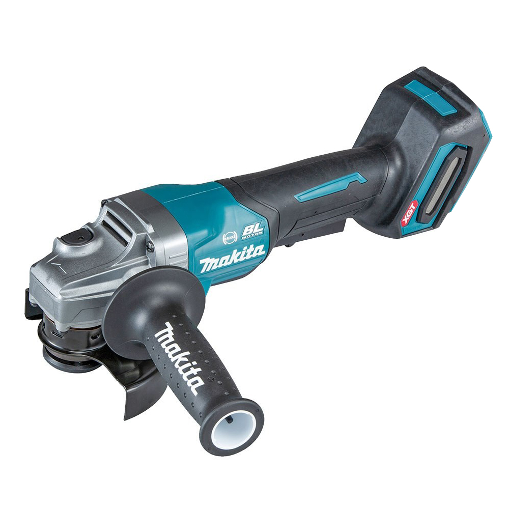 Makita 40v Max XGT 115mm Brushless Paddle Switch Angle Grinder - GA012GZ - Body Only