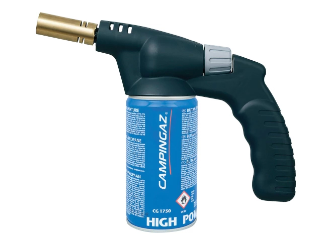 Campinggaz TH2000 Handy Blowlamp with Gas - Fine Flame