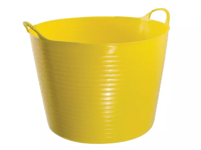 GORILLA TUB LARGE 38 LITRE - YELLOW