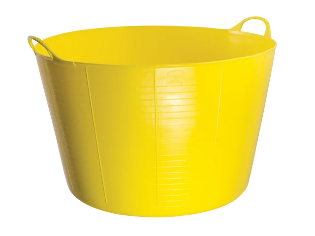 GORILLA TUB EXTRA LARGE 75 LITRE - YELLOW