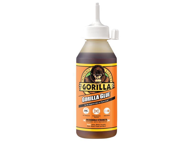Gorilla Polyurethane Glue 250ml