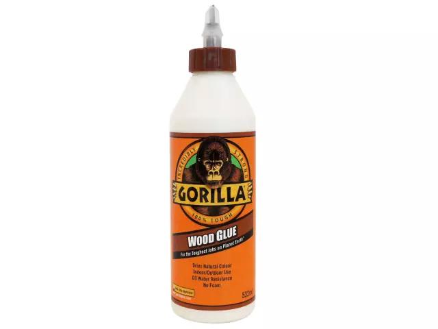 Gorilla PVA Wood Glue 532ml - 5044181