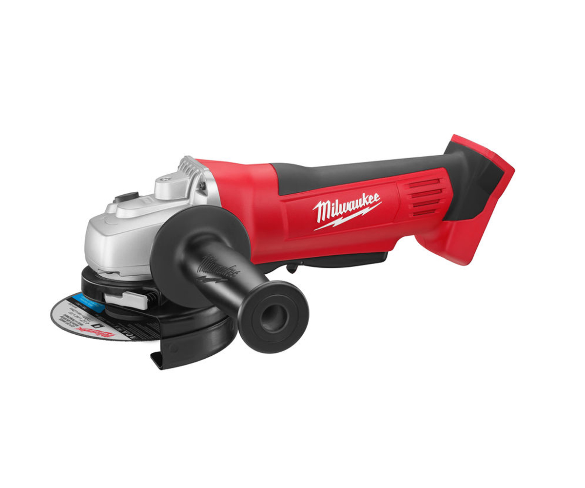 MILWAUKEE HD18AG115 18V HEAVY DUTY 115MM ANGLE GRINDER - BARE