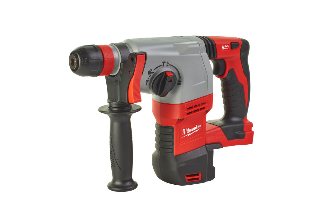 MILWAUKEE 18V BRUSHED 3-MODE SDS PLUS HAMMER - HD18HX - BODY ONLY