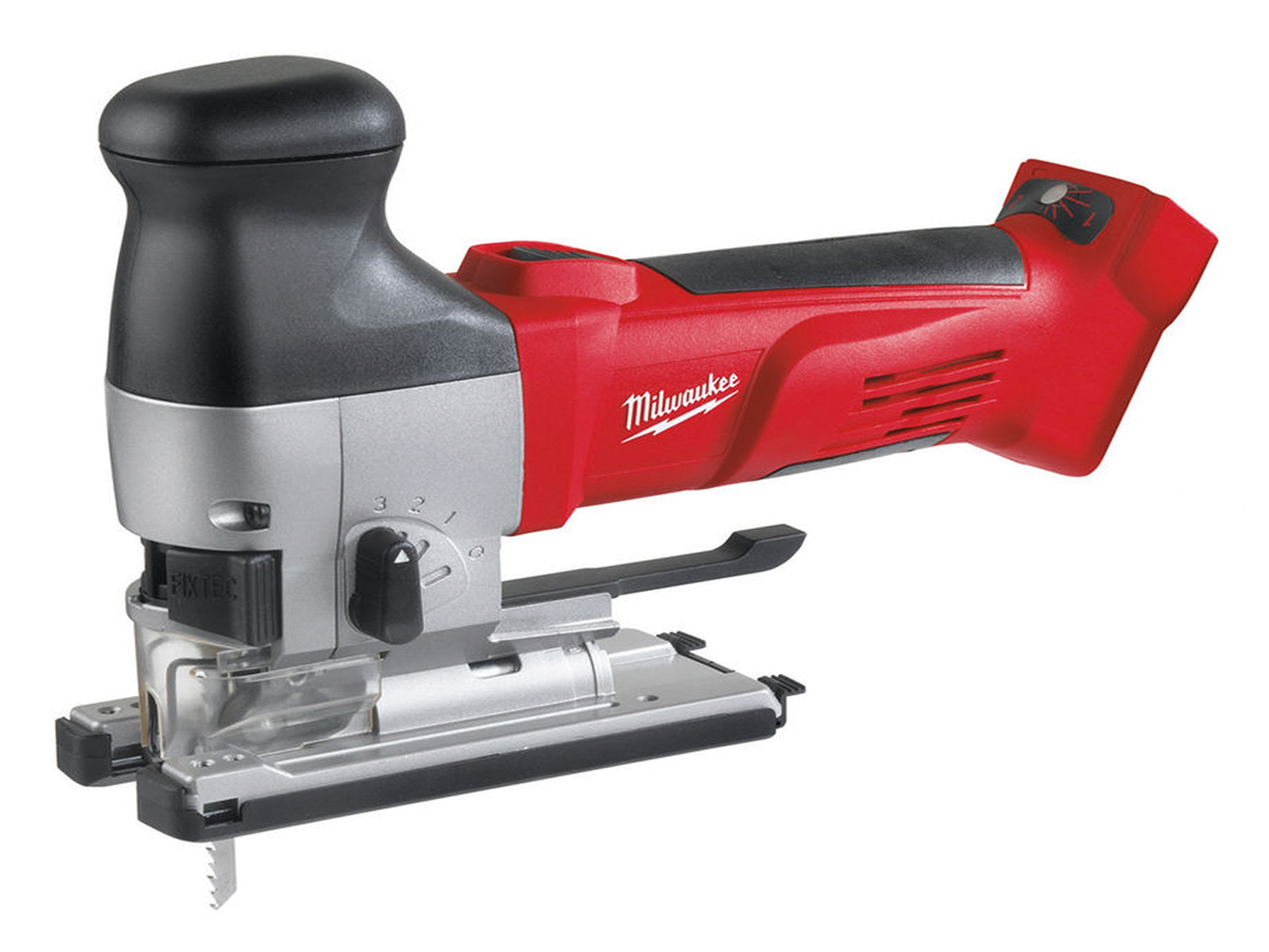 MILWAUKEE 18V HEAVY-DUTY BODY GRIP JIGSAW - HD18JSB - BODY ONLY