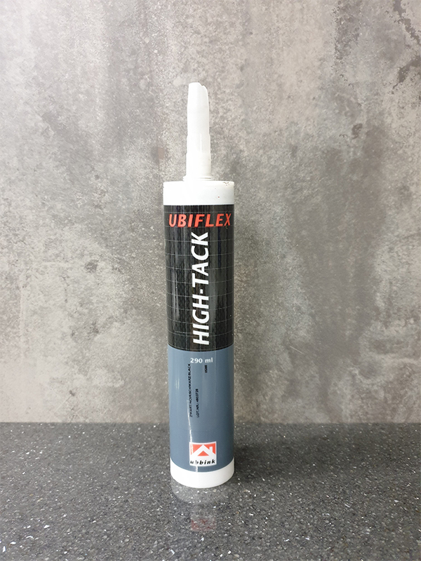 Ubiflex High Tack Adhesive Sealant - Black