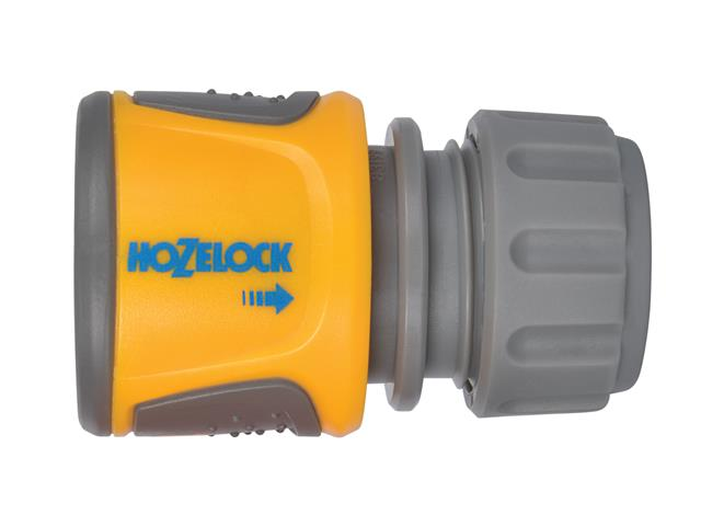 Hozelock 2070 Soft Touch Hose End Connector 1/2In