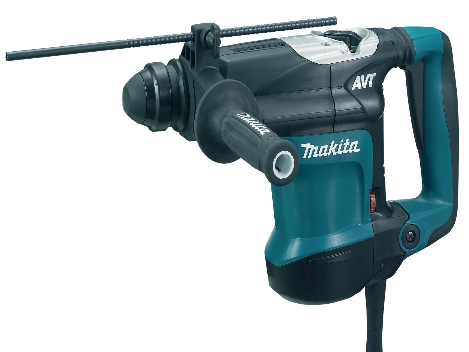 Makita HR3210C 110V 32mm SDS-Plus Rotary Hammer Drill 3-Mode