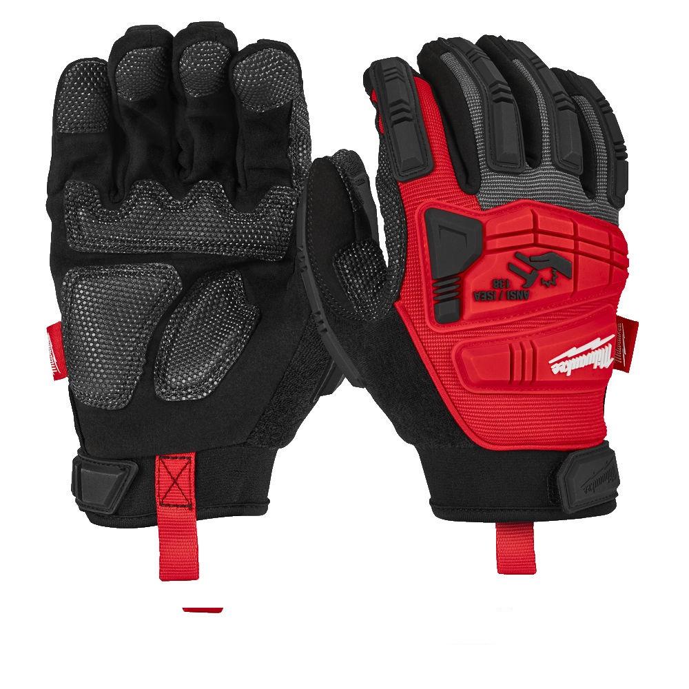 Milwaukee Impact Demolition Gloves - M/8 - 4932471908