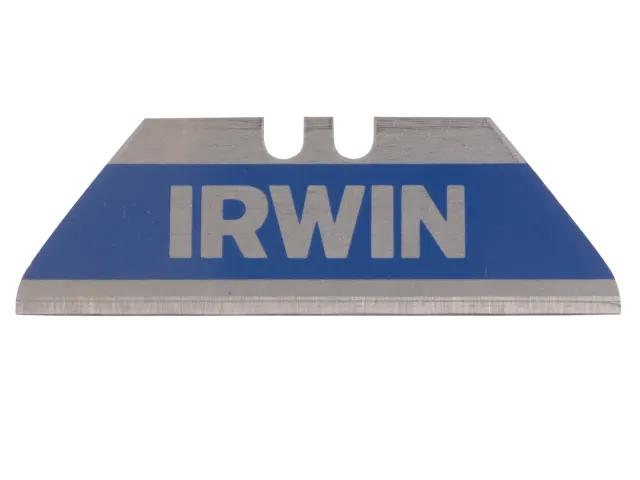 IRWIN BI-METAL SNUB NOSE KNIFE BLADES 5PK