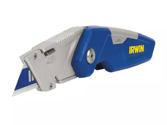 IRWIN FK150 FOLDING UTILITY KNIFE
