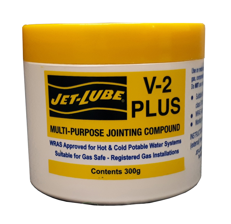 JET-LUBE V-2 PLUS MULTI-PURPOSE JOINTING COMPOUND 300G (JETLUBE)