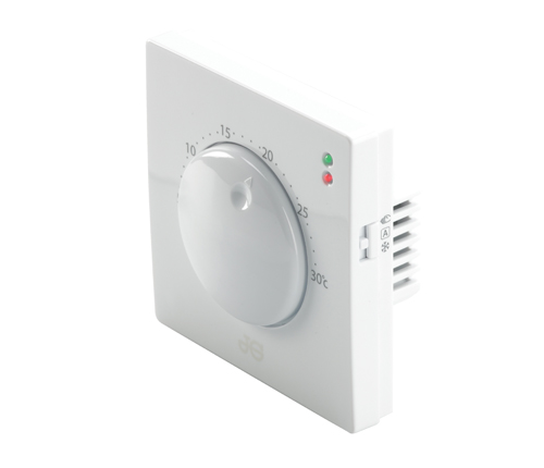 SPEEDFIT AURA 230V DIAL THERMOSTAT WHITE - JGSTAT1