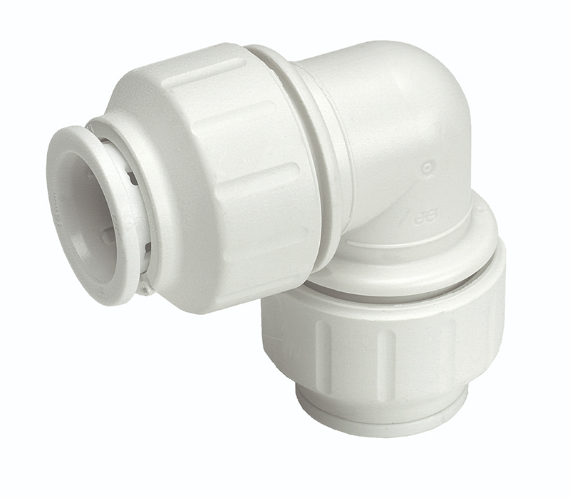 SPEEDFIT 15 X 10MM REDUCING ELBOW 90 DEGREE WHITE PEM211510W