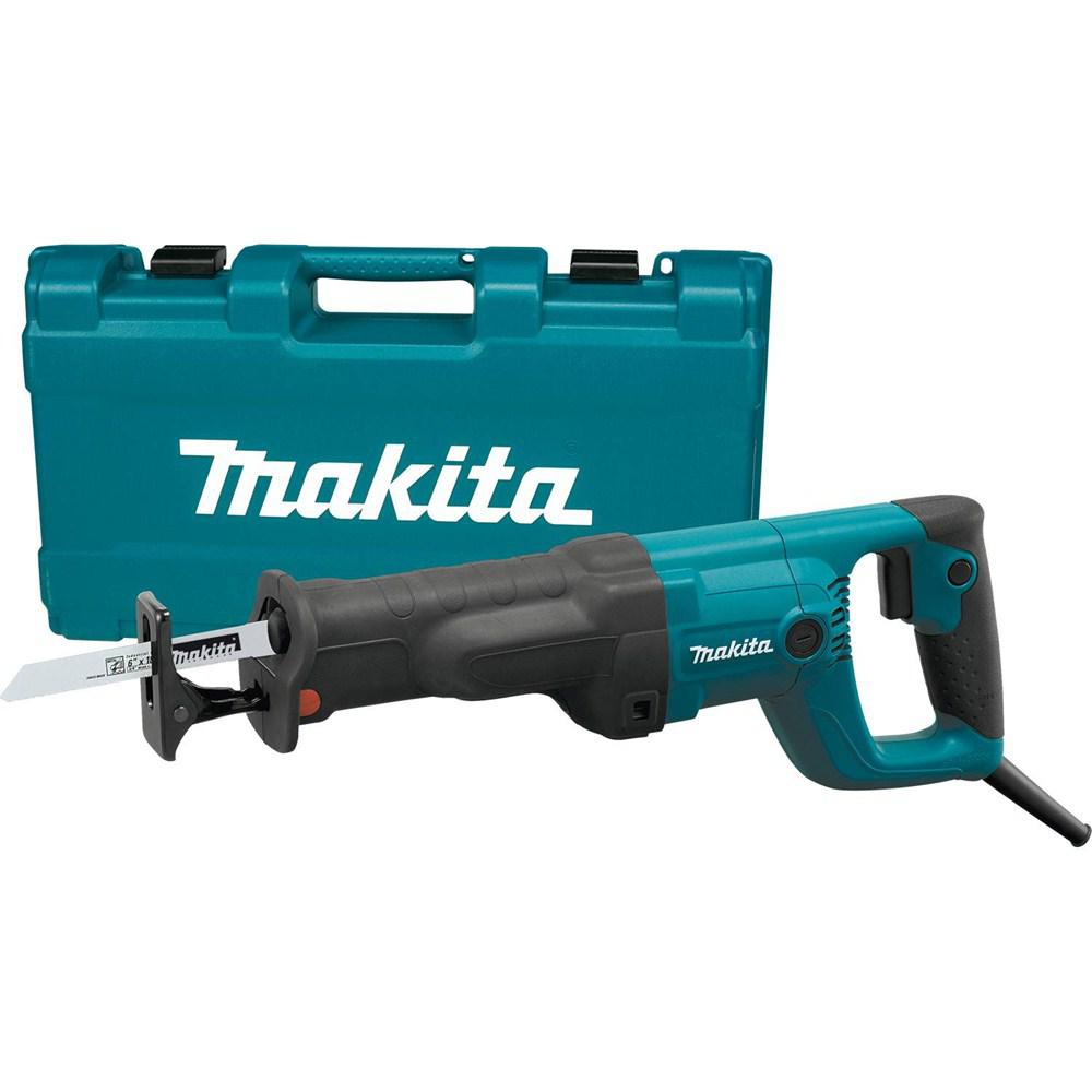 Makita JR3050T 110V Reciprocating Saw - Variable Speed Control and Double Insulation