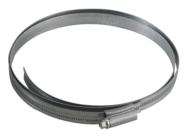 JUBILEE 12.1/2IN ZINC PROTECTED HOSE CLIP 286 - 318MM (11.1/4 - 12.1/2IN)