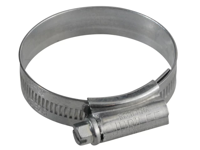 JUBILEE 2A ZINC PROTECTED HOSE CLIP 35 - 50MM (1.1/4 - 1.7/8IN)