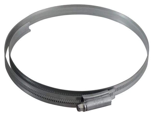 JUBILEE 8.5IN ZINC PROTECTED HOSE CLIP 184-216MM