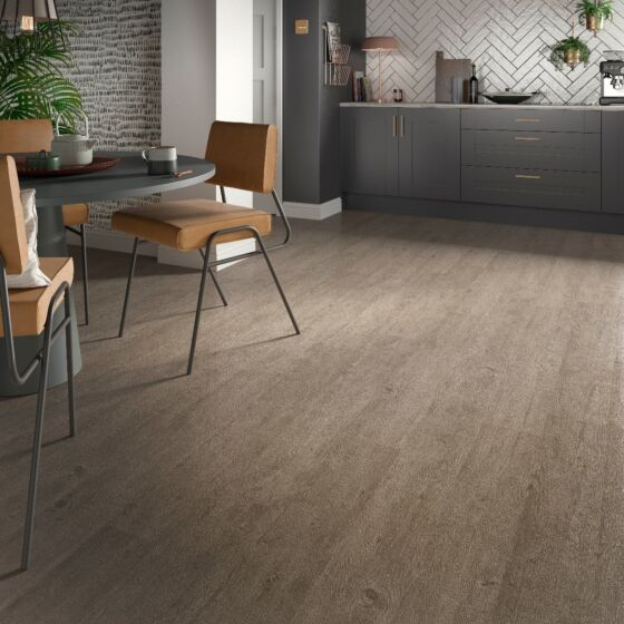 Verona ClickLux Rigid Luxury Vinyl Flooring 2.16m2 - Weathered Ash