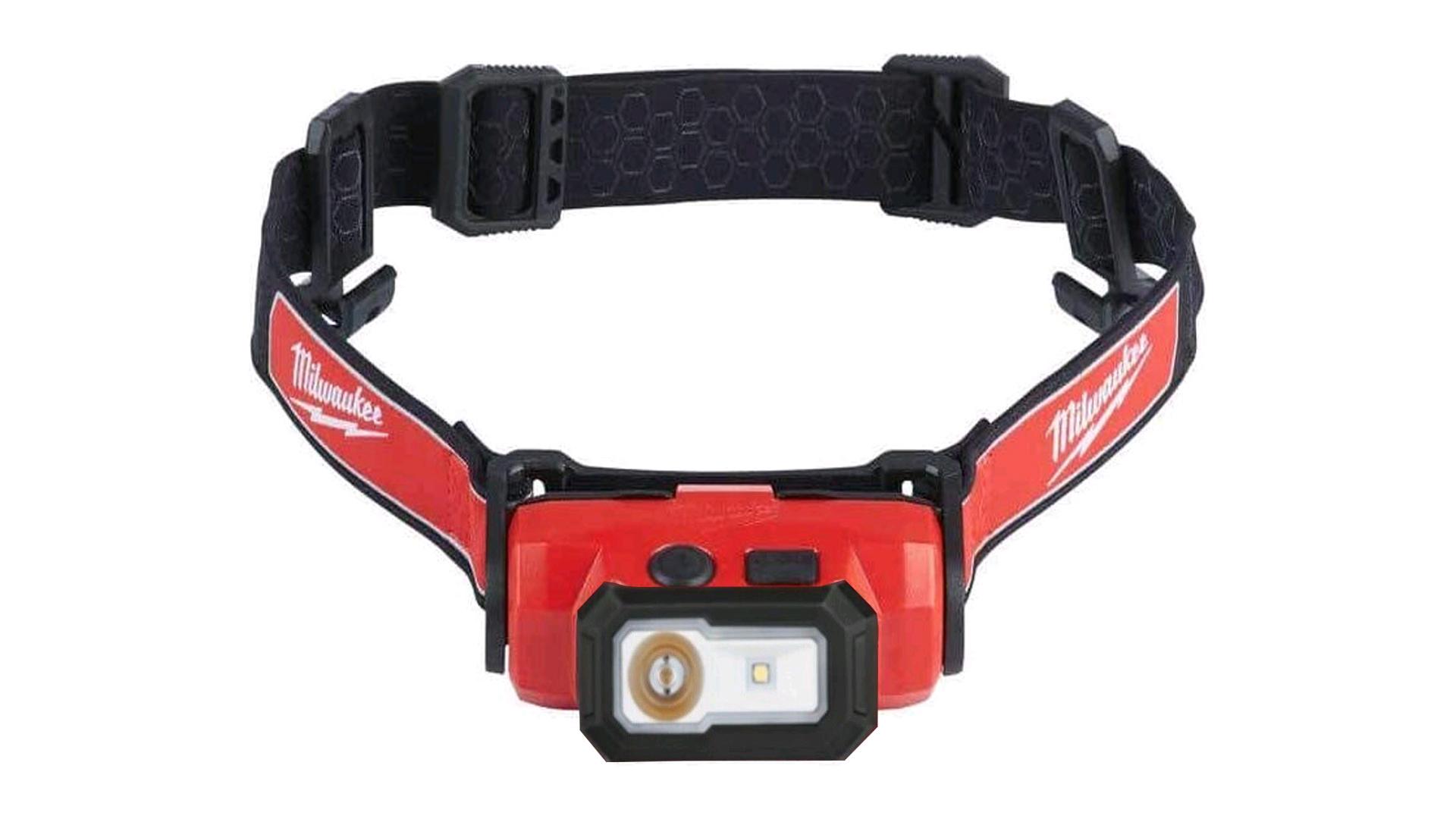Milwaukee L4HL-VIS Headlamp Usb Rechargeable Hi-Vis 4933471389
