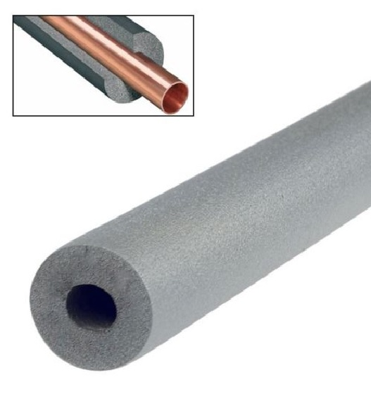15MM X 13MM CLIMAFLEX POLYETHYLENE PIPE INSULATION / LAGGING