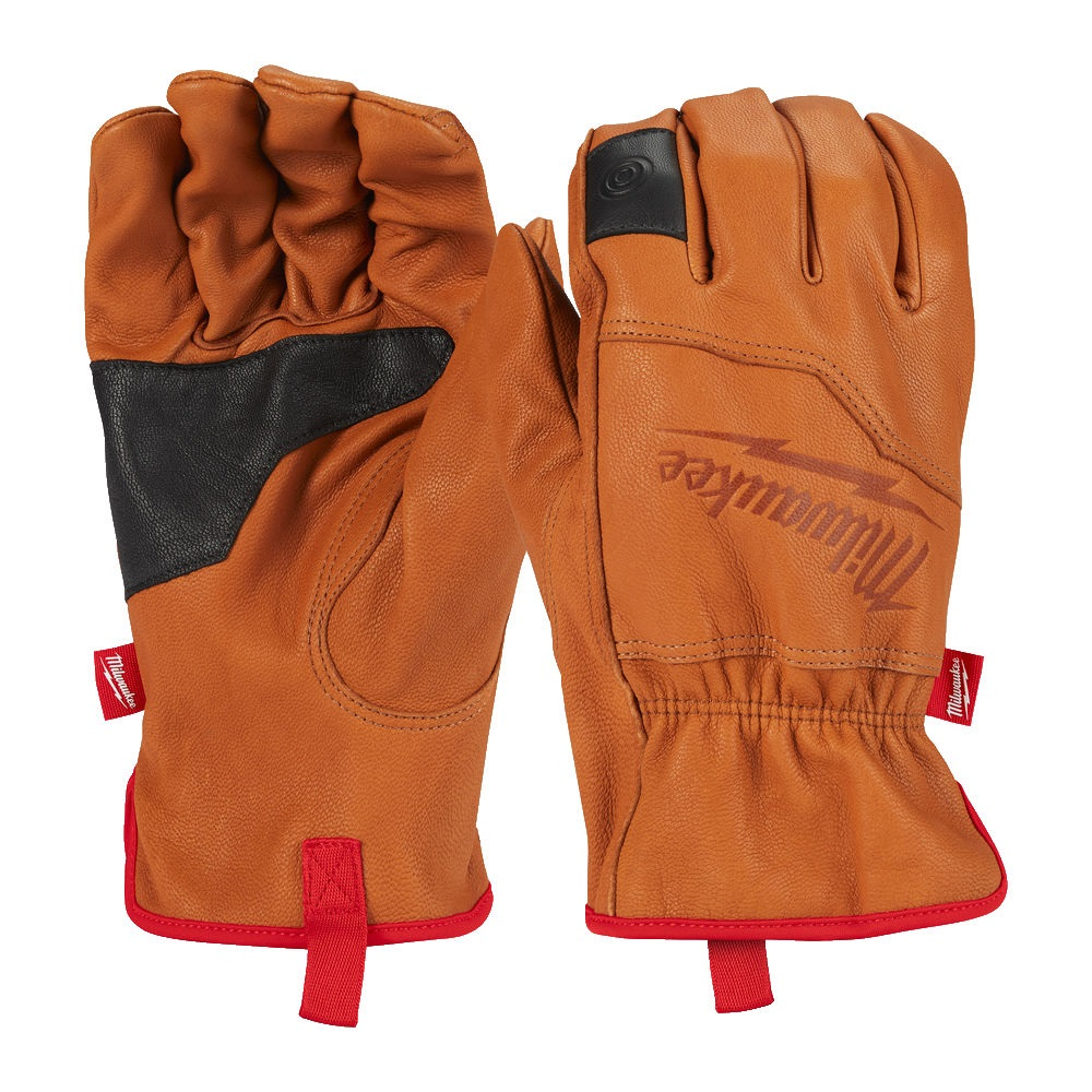 Milwaukee Leather Gloves - 8/M - 4932478123