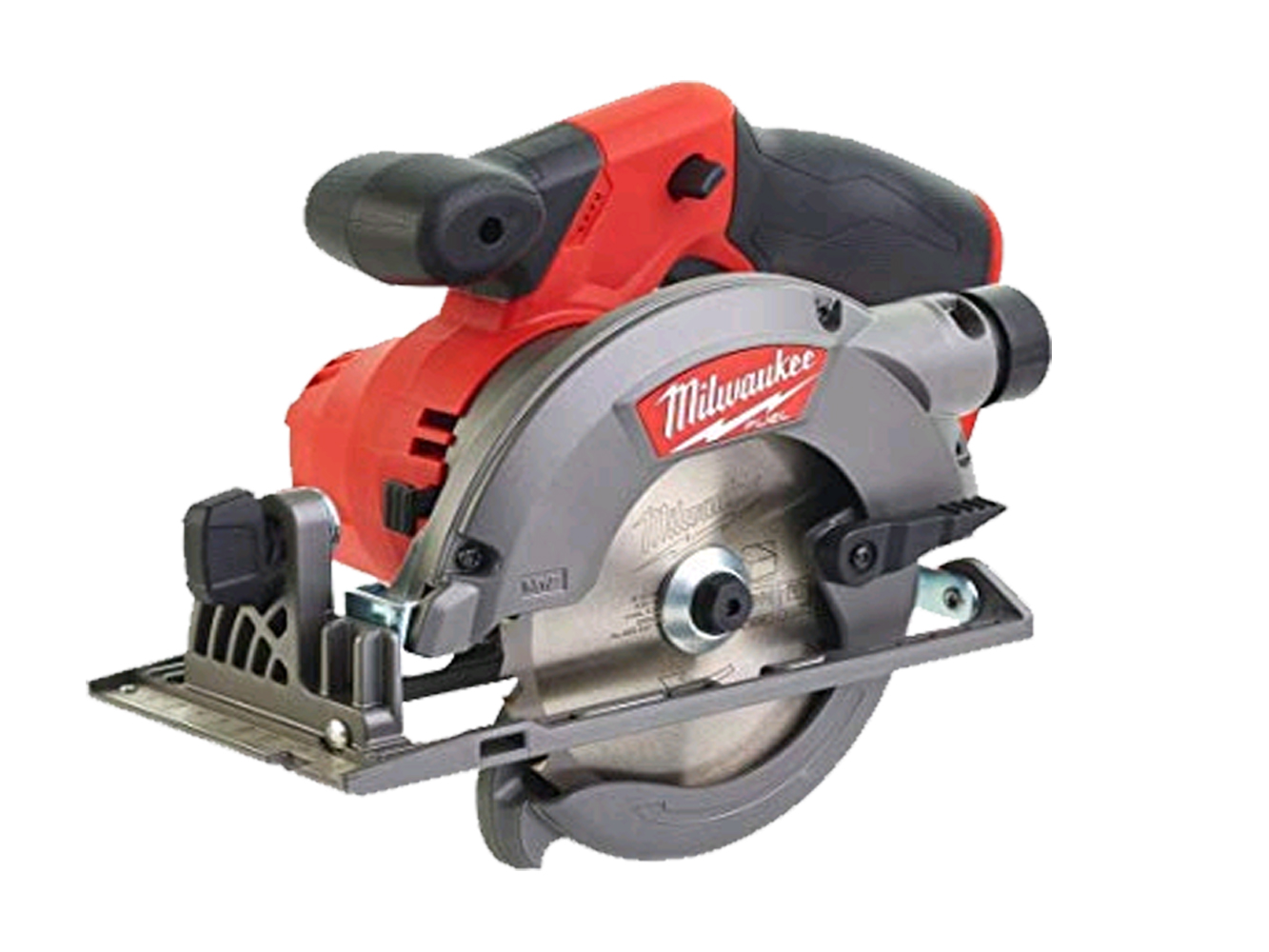Milwaukee M12CCS44 12V Sub Compact 140mm (44mm) Circular Saw Brushless - Body Only