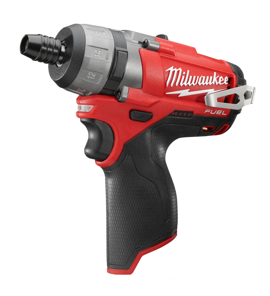 MILWAUKEE 12V FUEL BRUSHLESS COMPACT 2-SPEED HEX DRIVER - M12CD - BODY ONLY