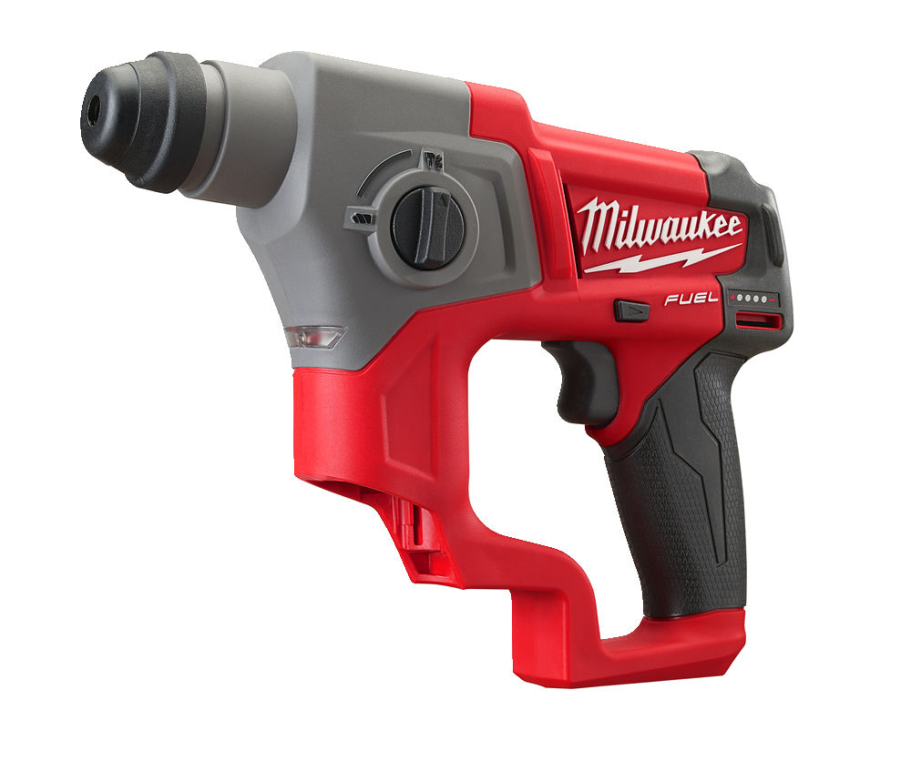 MILWAUKEE 12V FUEL SDS 2 MODE HAMMER -  M12CH - BODY ONLY