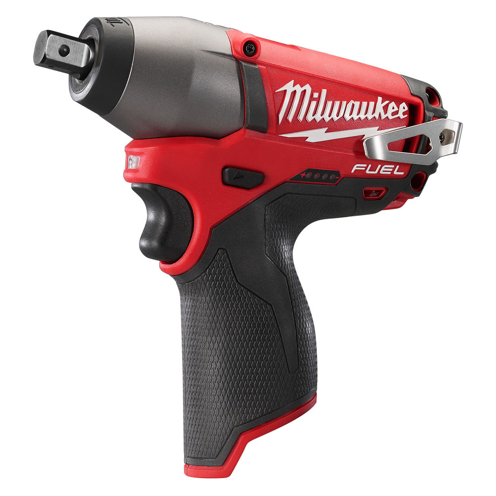 "MILWAUKEE M12CIW12 12V FUEL IMPACT WRENCH 1/2"" - MACHINE ONLY"