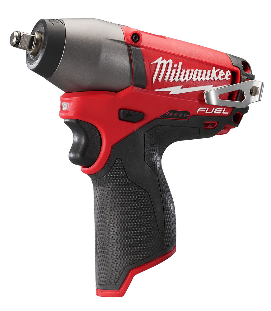 "MILWAUKEE M12CIW38 12V FUEL IMPACT WRENCH 3/8"" - MACHINE ONLY"