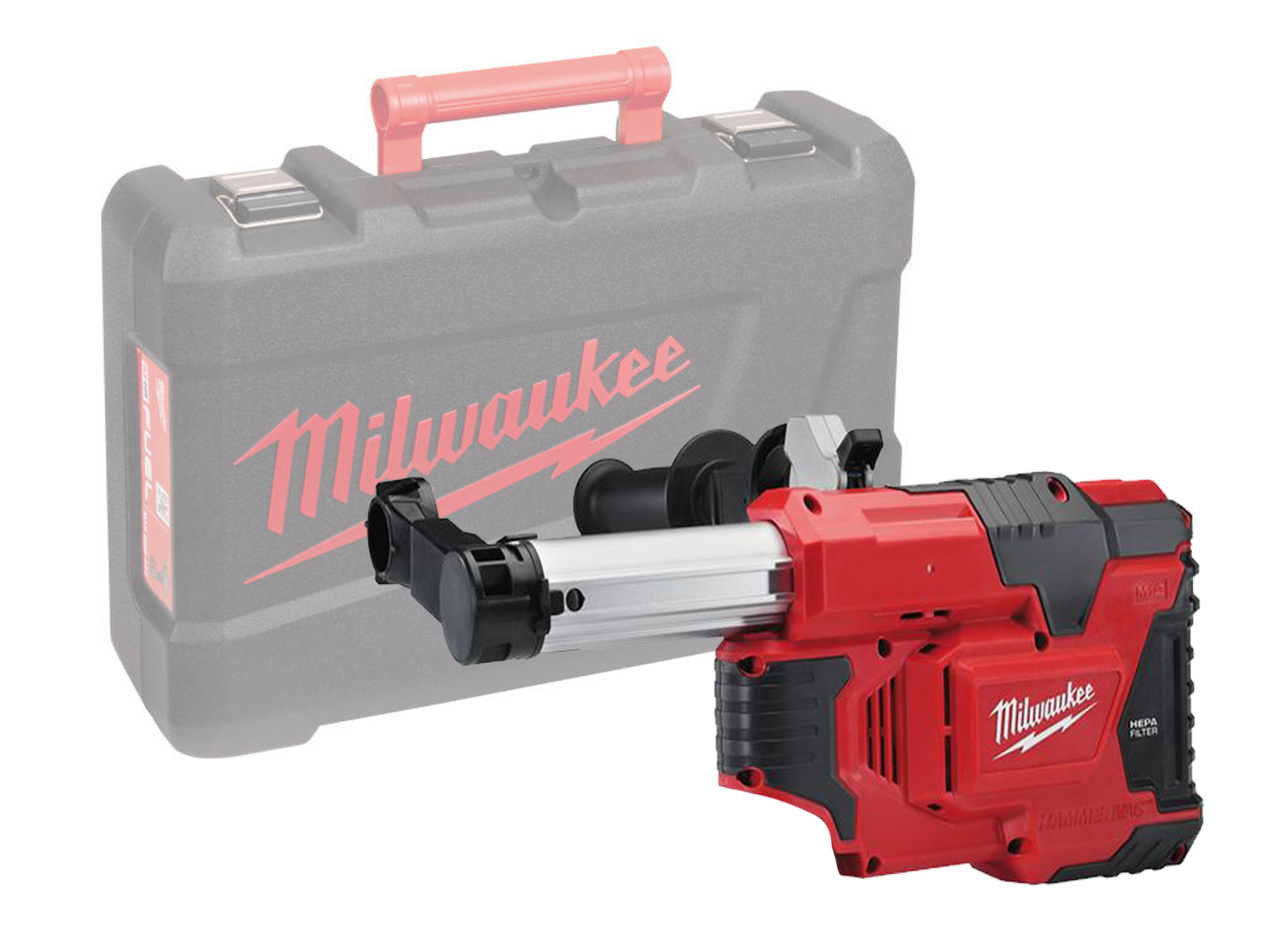 MILWAUKEE 12V UNIVERSAL DUST EXTRACTOR - M12DE - BODY ONLY
