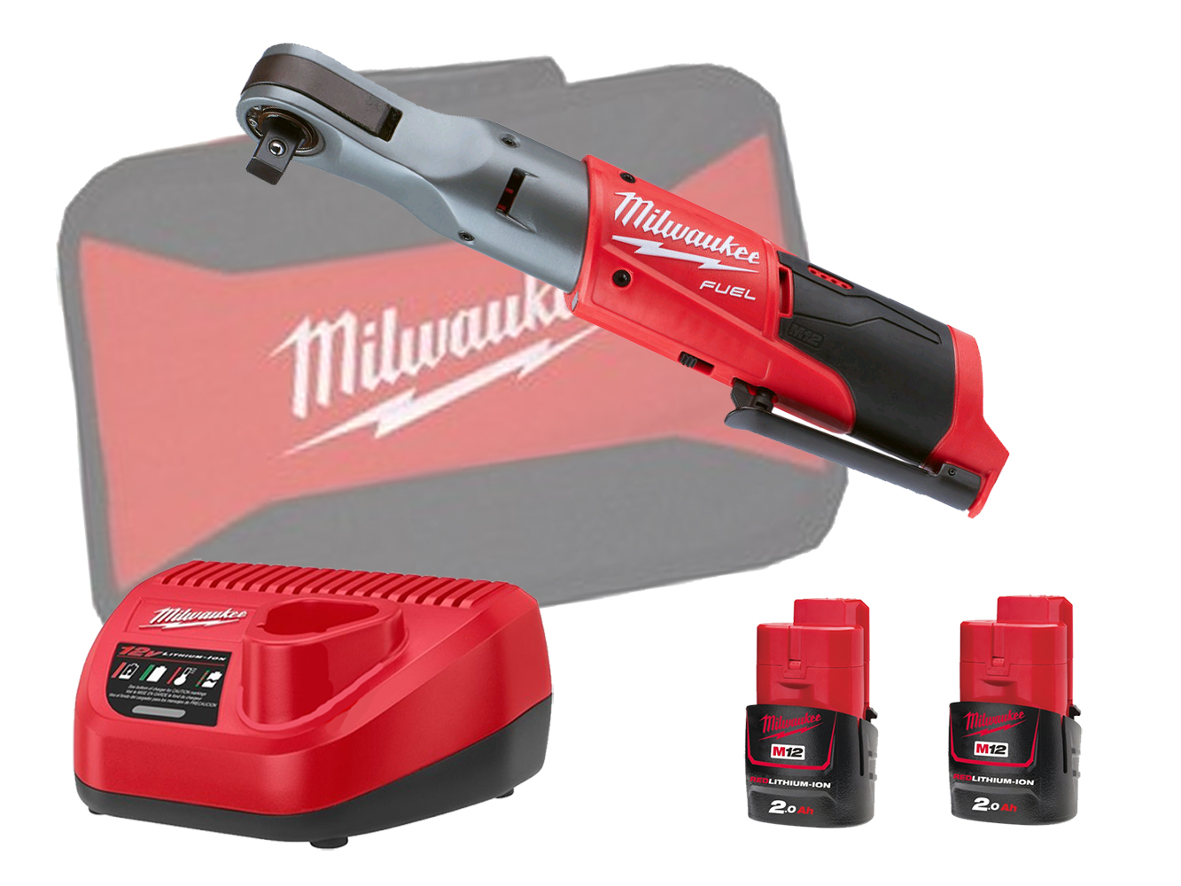 MILWAUKEE 12V FUEL BRUSHLESS 1/2