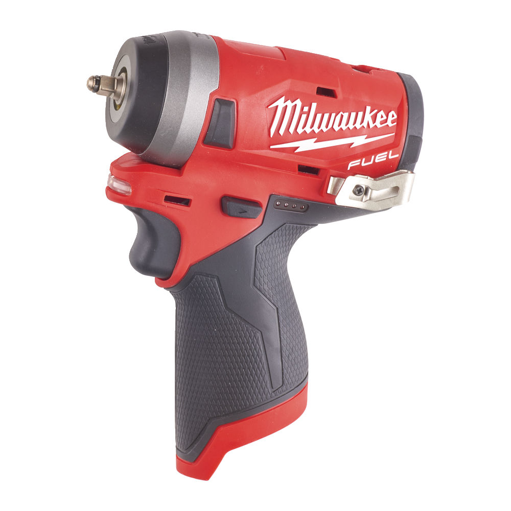 Milwaukee M12FIW14 12V Fuel Compact Impact Wrench 1/4In - Body Only