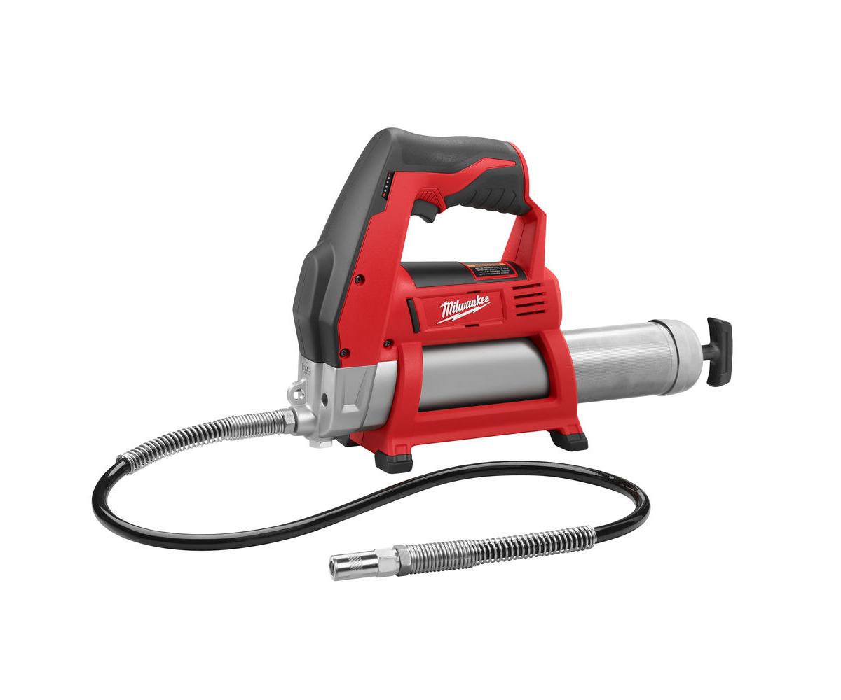 MILWAUKEE 12V CORDLESS GREASE GUN - M12GG - BODY ONLY