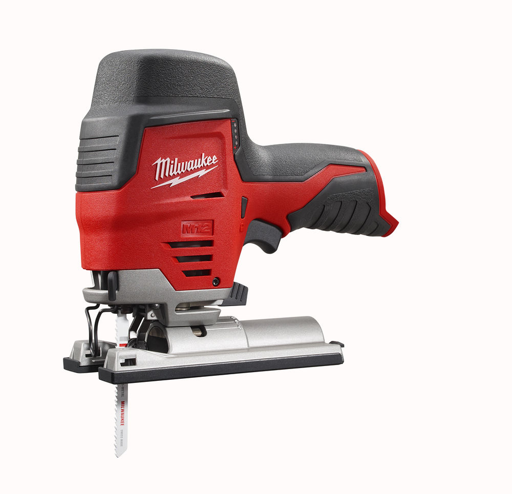 MILWAUKEE 12V COMPACT JIGSAW - M12JS - BODY ONLY