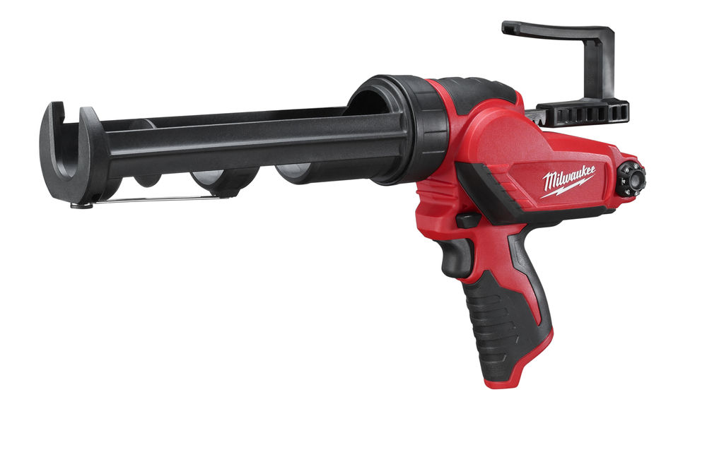 MILWAUKEE M12PCG310 12V SUB COMPACT CAULKING GUN WITH 310ML CARTRIDGE HOLDER - BODY ONLY