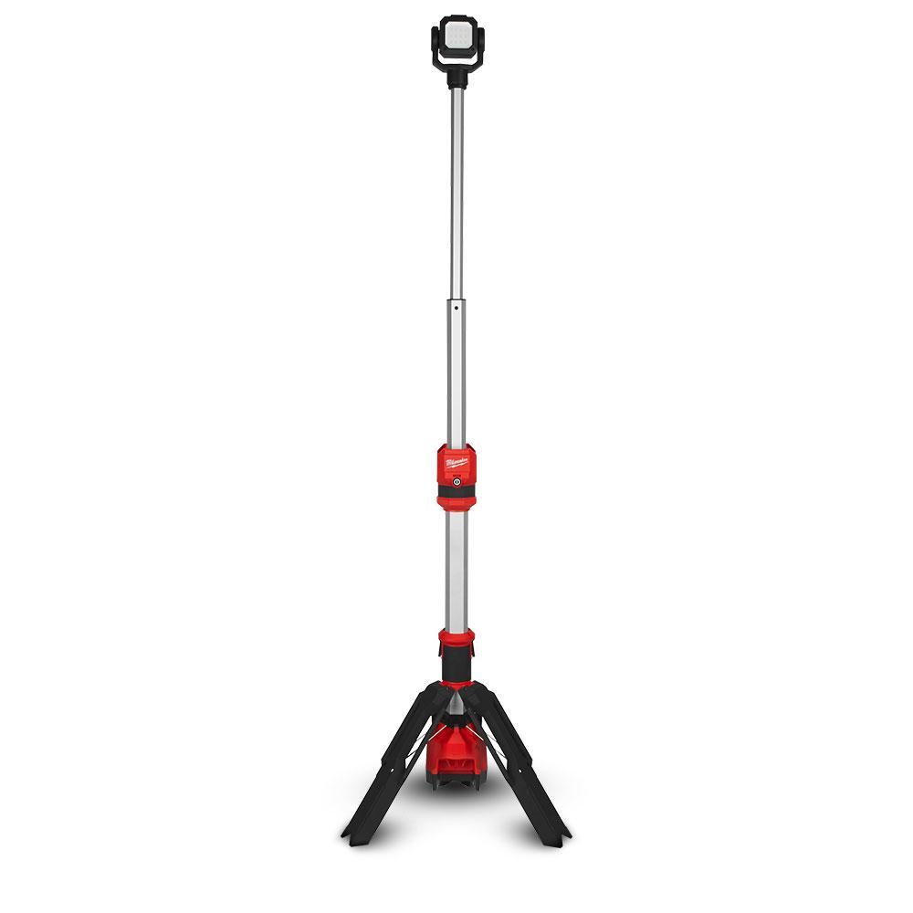 MILWAUKEE 12V LED SITE AREA LIGHT 1400 LUMENS TELESCOPIC - M12SAL - BODY ONLY