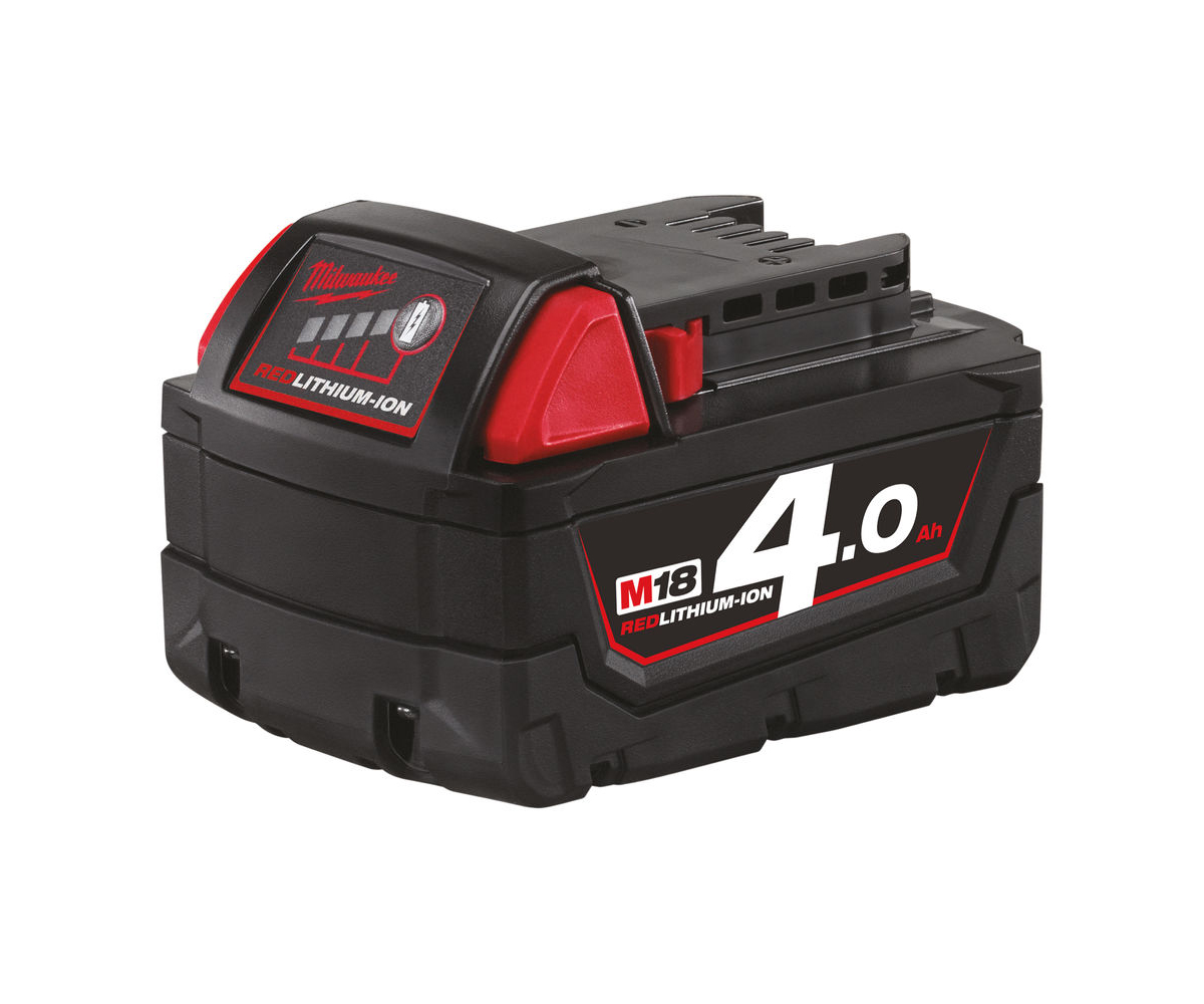 Milwaukee M18B4 18V 4.0ah Lithium-ion Battery