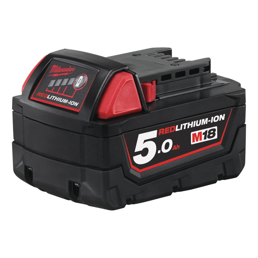 Milwaukee M18B5 18V 5.0ah Lithium-ion Battery