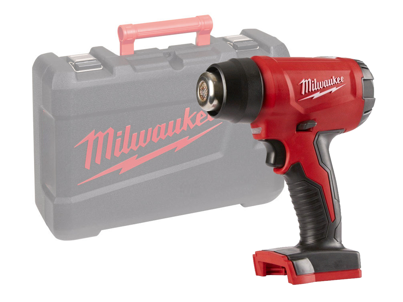 MILWAUKEE 18V FUEL BRUSHLESS HEAT GUN - M18BHG - BODY ONLY