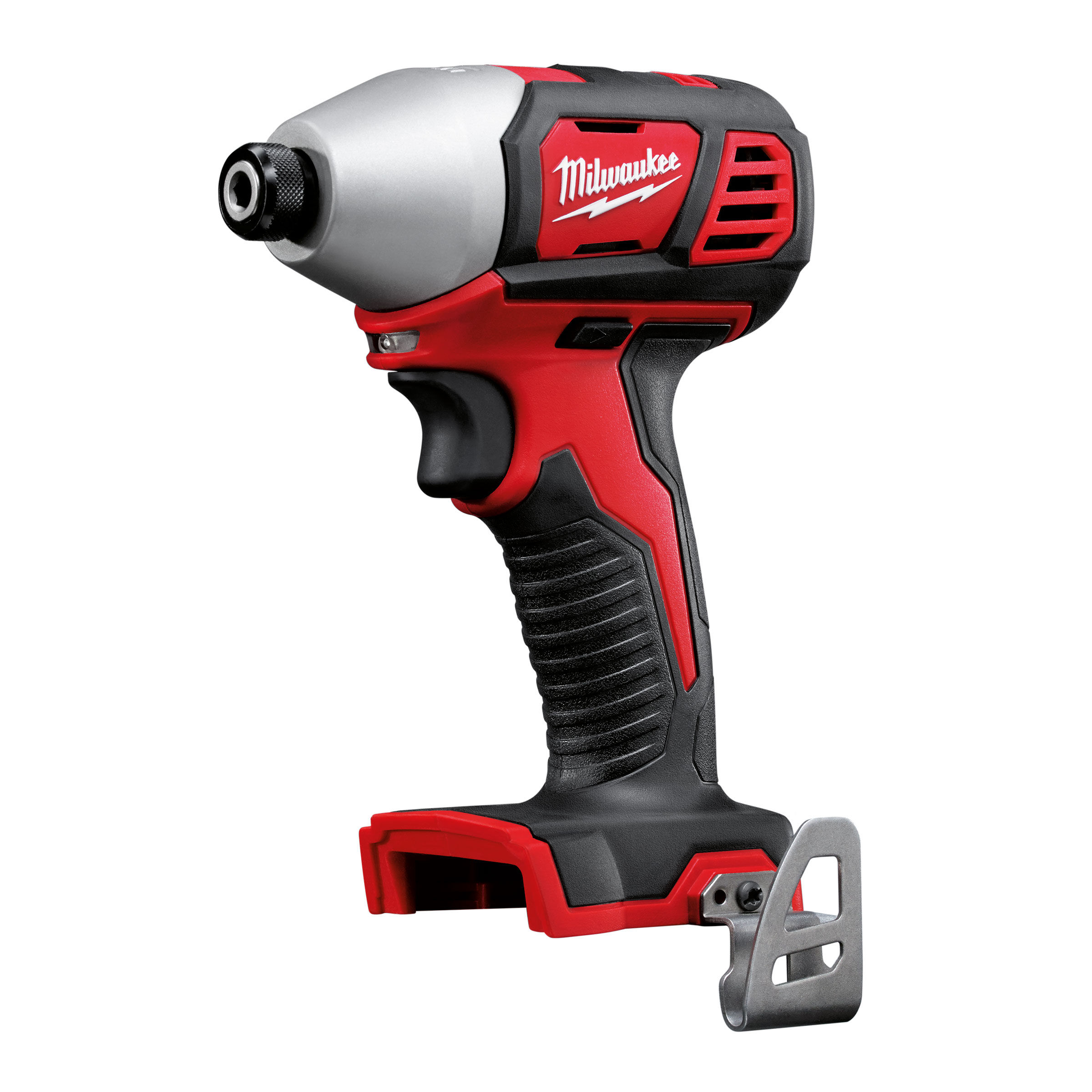 MILWAUKEE 18V BRUSHED IMPACT DRIVER - M18BID - BODY ONLY