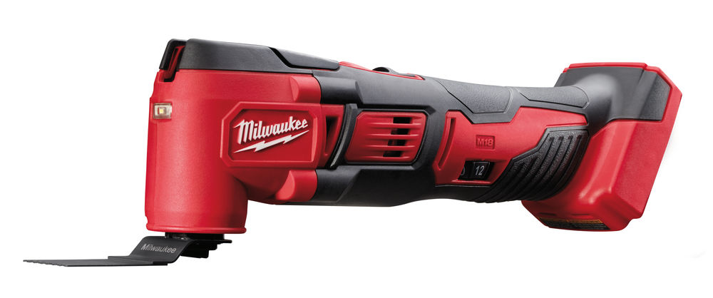 Milwaukee M18BMT 18V Brushed Quick-Release Multi-Function Tool - Body Only