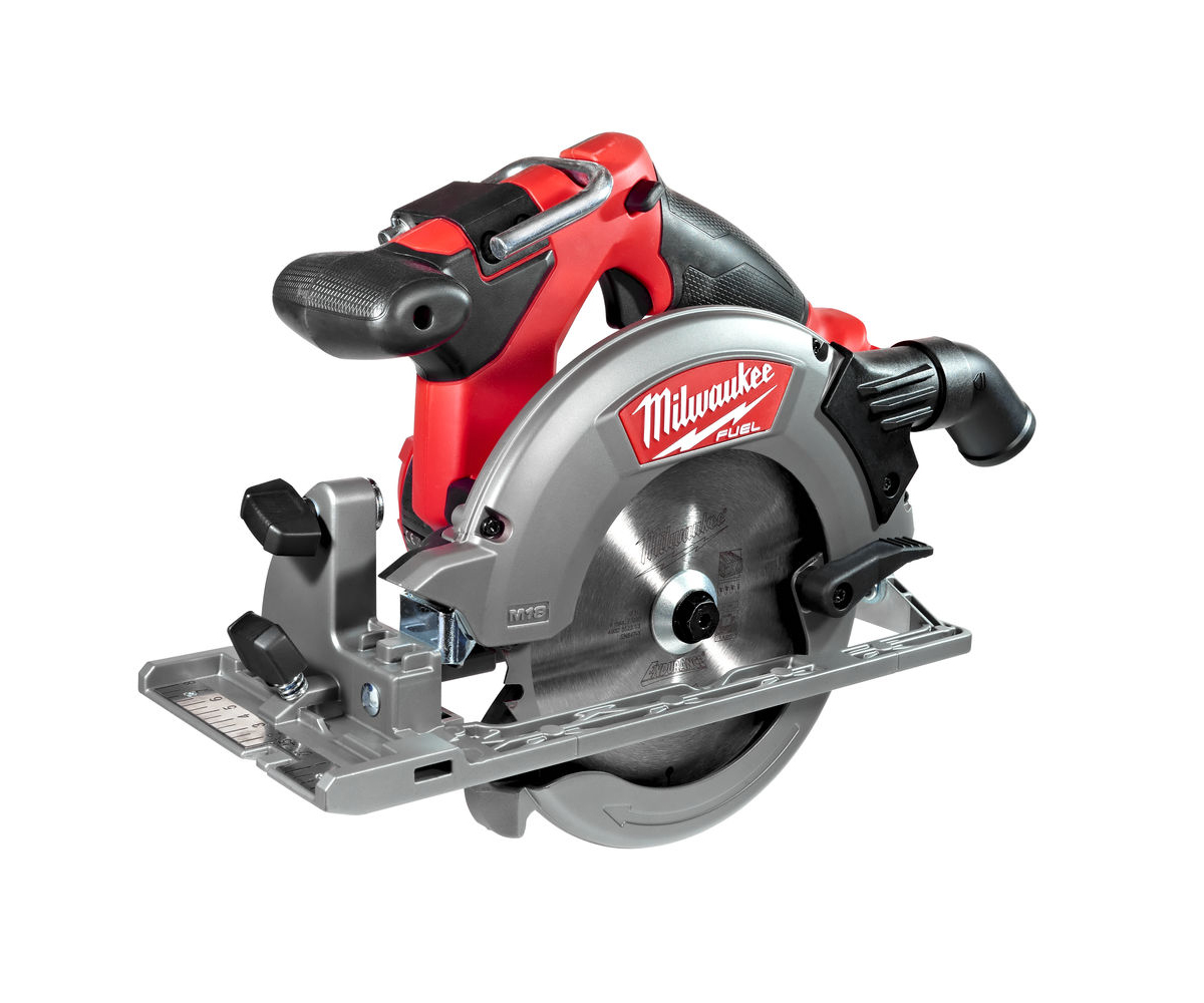 Milwaukee M18CCS55 18V FUEL 165mm (55mm) Circular Saw for Wood and Plastics - Body Only