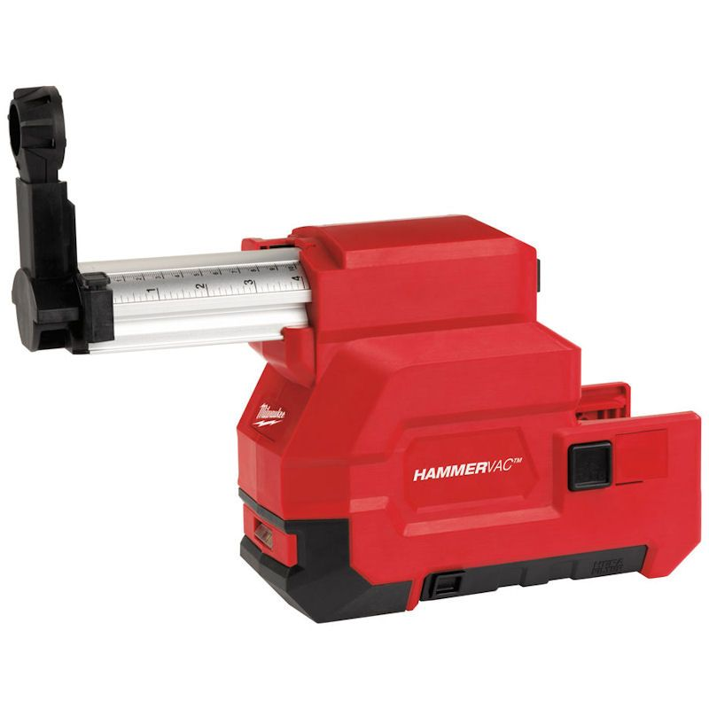 MILWAUKEE 18V FUEL BRUSHLESS M18CHX SDS+ DUST EXTRACTOR ADDON - M18CDEX